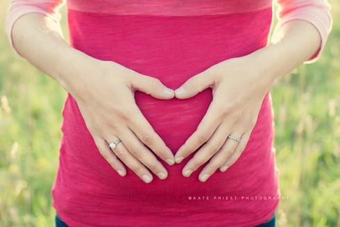 maternity photosession Saltdean