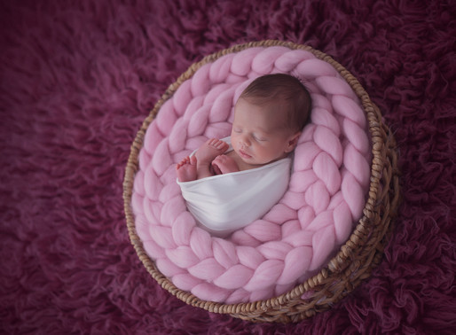 Why choose a professional Newborn Photographer