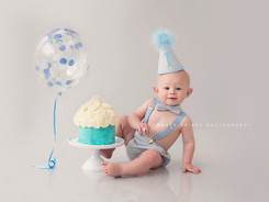 Birthday Boy Cake Smash