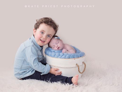 Hove Newborn Baby Photographer