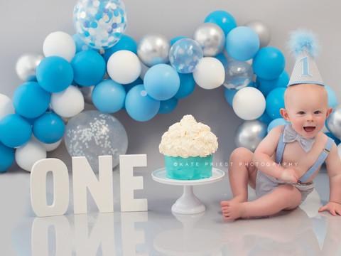 Cake Smash Photoshoot