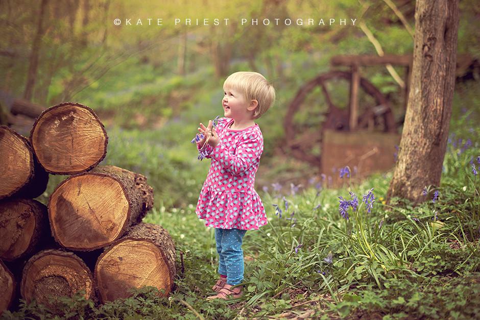 Bluebell Family Photographer - Brighton Family Photographer