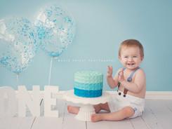 cake smash baby photography, cake smash photographer Peaceheaven