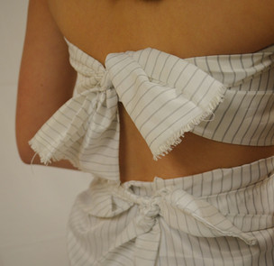 Tie two piece
