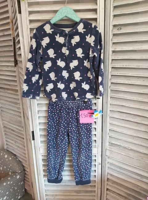 Pyjama 2 Pieces 4 ans