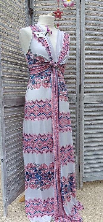 Magnique robe longue TU
