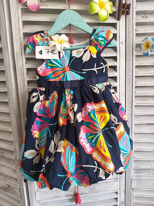 Magnifique robe Tigerlily 12/18 mois