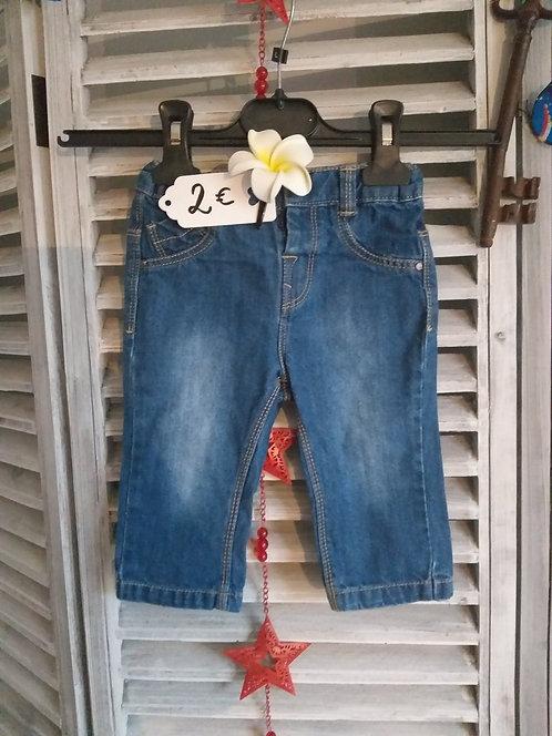 Jeans Kiabi 12 mois