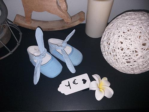 Chaussure bébé 3 mois