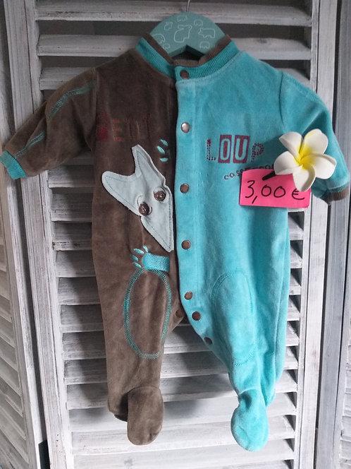 Pyjama Marèse 1 mois