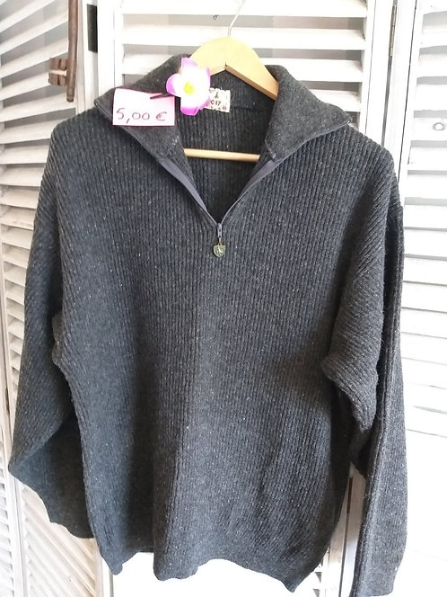 Pull Col Rouler Taille M