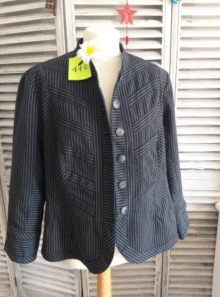 Veste, Jacket Jacqueline Riu T46