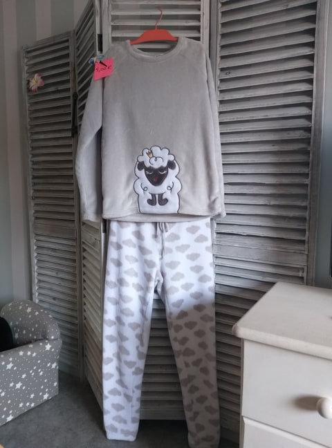Pyjama en piloux piloux T38