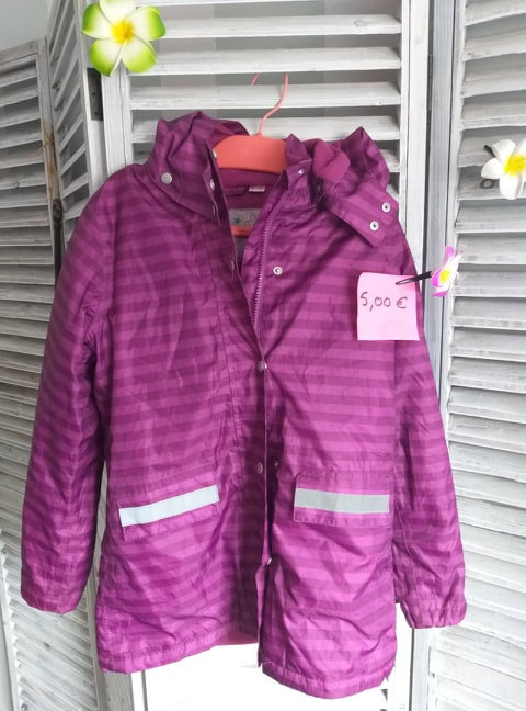 Imperméable polaire 8/10 ans Peppers