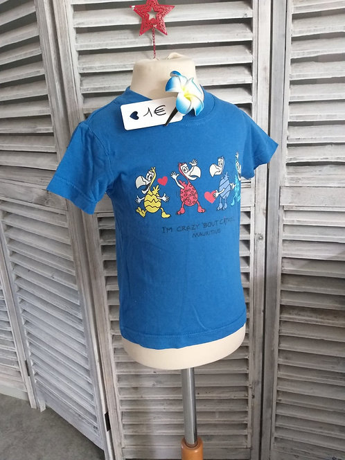 Tee shirt publicitaire 3/4 ans