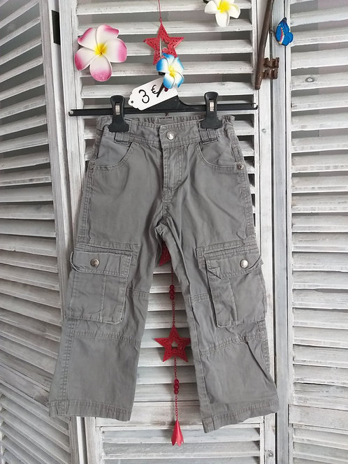 Pantalon Sergent major 4 ans