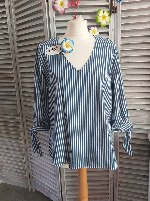 Blouse chemise T38