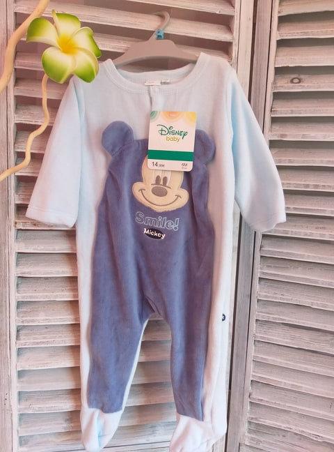 Pyjama neuf avec étiquette 6 mois Disney