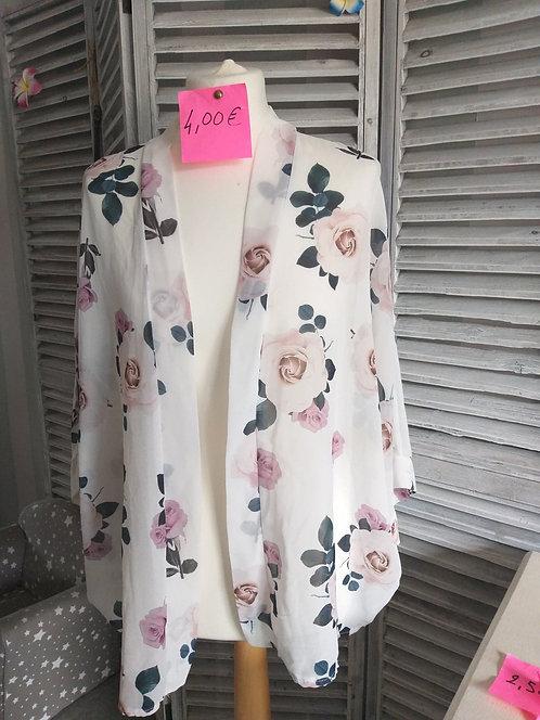 "Kimono Court Manche ""chauve souris"" TU"
