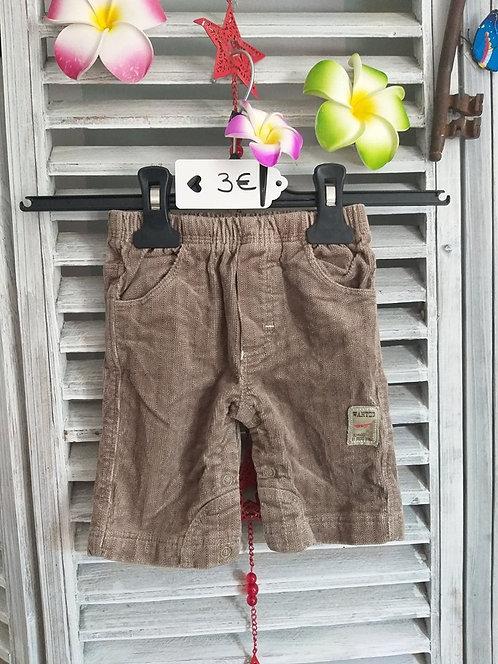 Pantalon Sucre d'orge 3 mois
