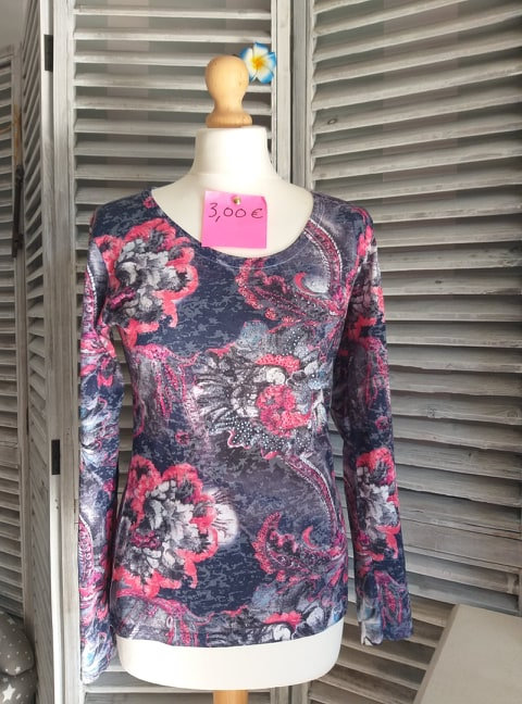 Tee shirt manche longue Taille 42/44