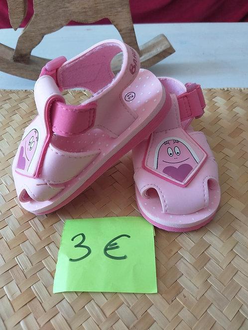 """Chaussure en """"Mousse"""" T21"""