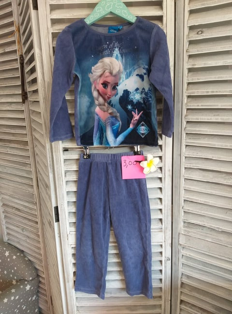 Pyjama 2/3 ans Disney