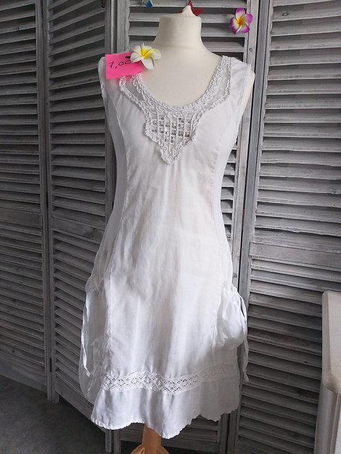 Robe d'été en Lin