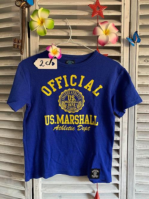 Tee shirt Marshall 12 ans