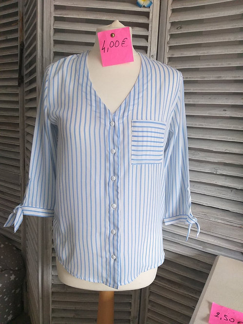 Blouse 3/4 Taille 36