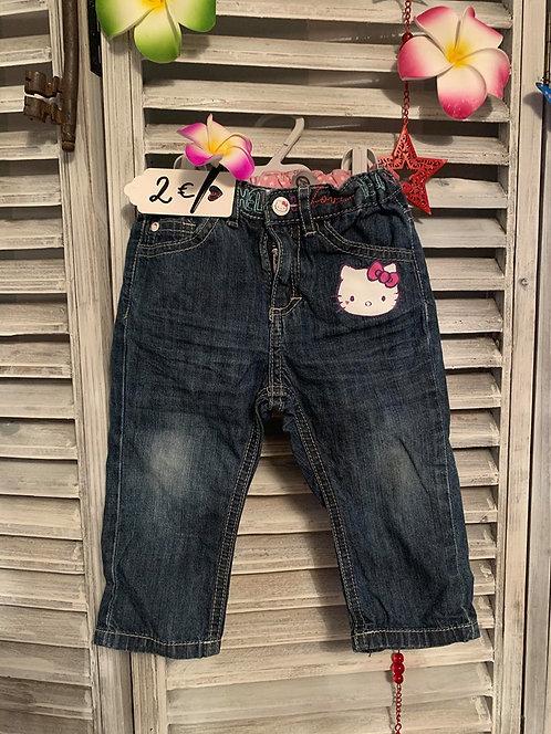 Jeans H&M 9/12 mois