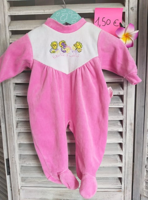 Pyjama 1 mois fille