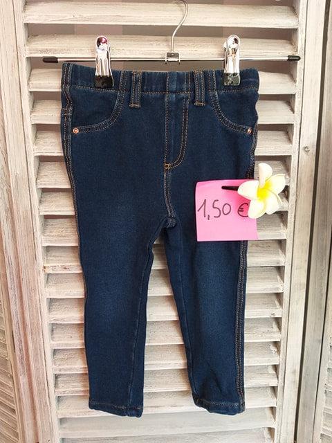 Jeans Elastique 12/24 mois