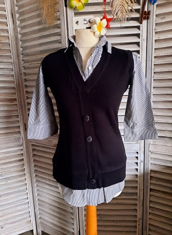 Chemise Pull Taille 38