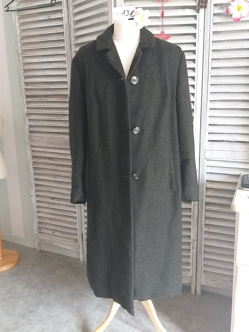 Long manteau Vintage T42