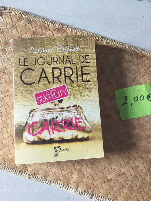Le journal de Carrie