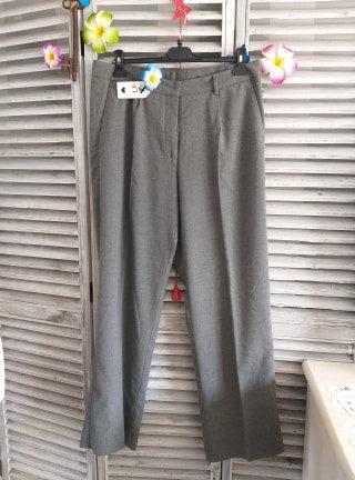 Pantalon de tailleur T44