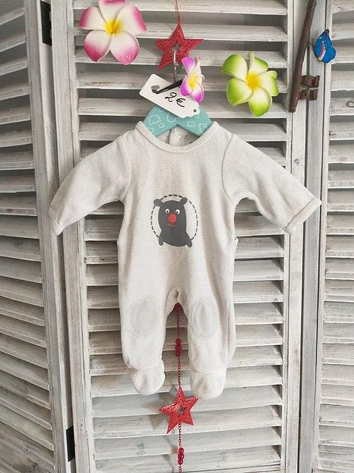 Pyjama naissance Vertbaudet