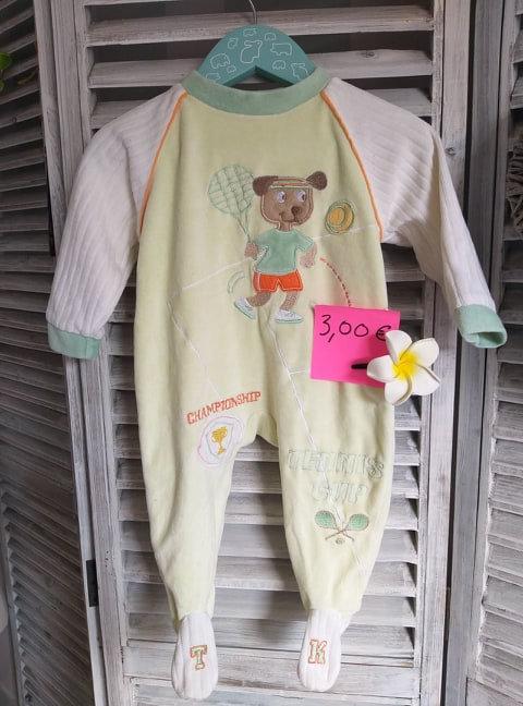 Pyjama 6 mois TOM ET KID