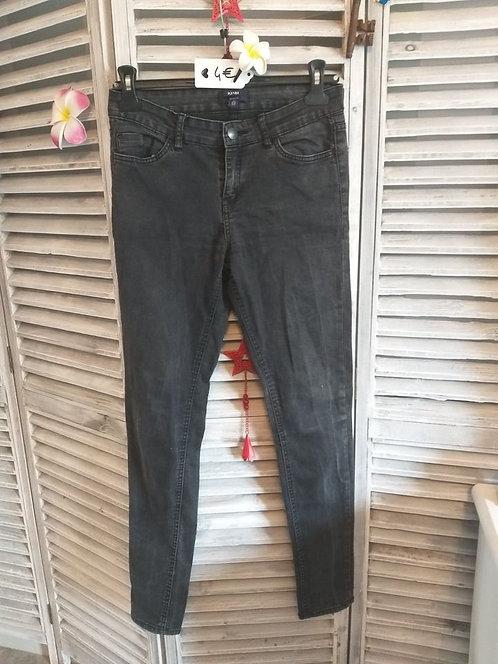 Jeans noir T36