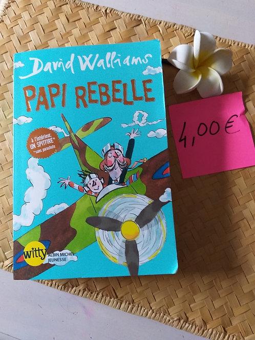 Livre pour Ado: Papi rebelle