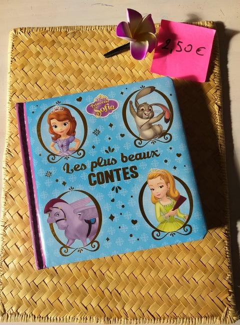 Livre cartonné Disney