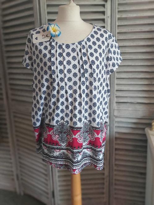 Tee shirt femme T48/50