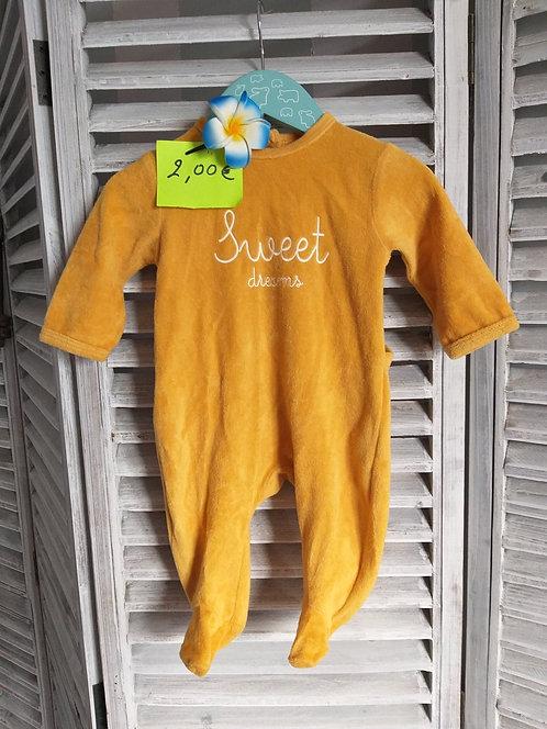 Pyjama Unisexe 3 mois
