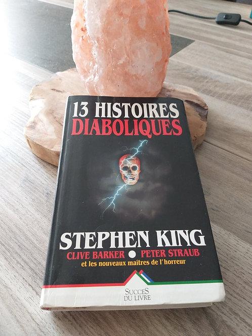 13 Histoire Diabolique Stephen King