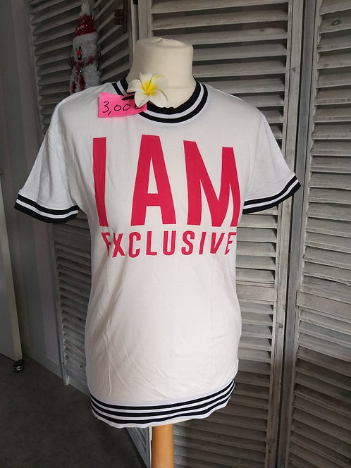 Tee shirt Jennyfer Taille S