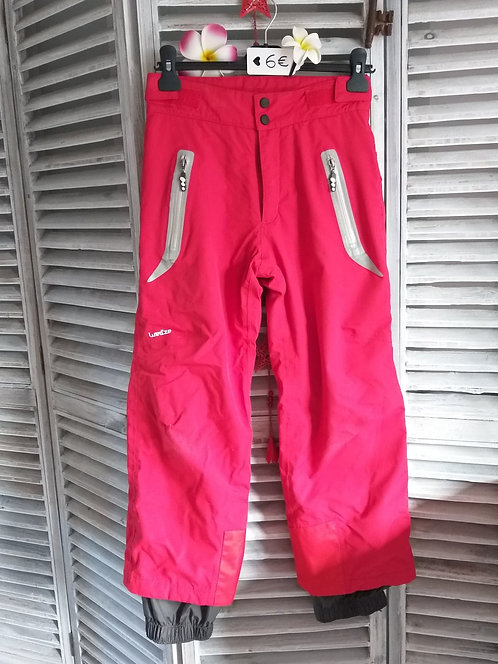 Pantalon de ski 10 ans