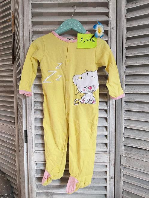Pyjama fin 18 mois
