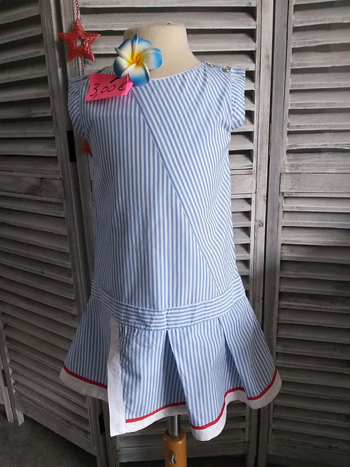 Robe Jean Bourget 5 ans