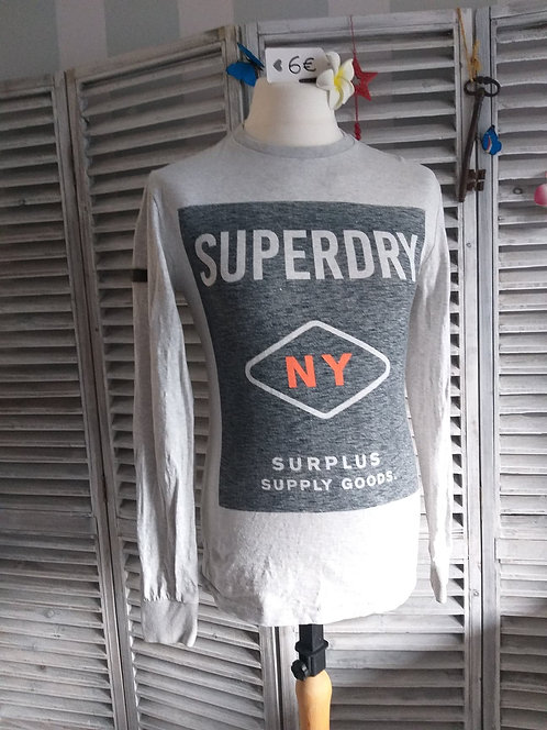 Pull Fin Super Dry Taille S